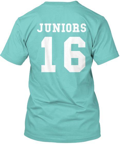 Junior class shirt
