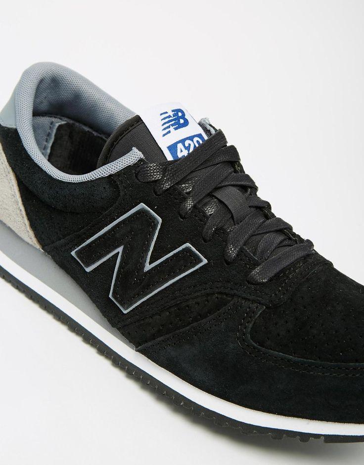 new balance 420 blue grey