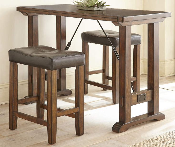 i found a colin 3piece counter dining set at big lots for