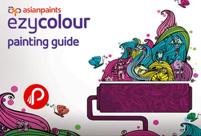 Grab a free copy of Ezycolour Painting Guide Hard Copy/Soft Copy to creating your beauty home.#paisebachao #FreeAsianPaints #Rakshabandhan http://www.paisebachaoindia.com/grab-a-free-asian-paints-ezycolour-painting-guide-delhi-ncr-only/