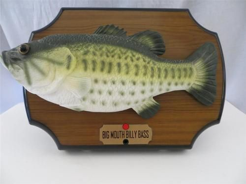 25 best ideas about singing fish on pinterest miro for Billy bass fish