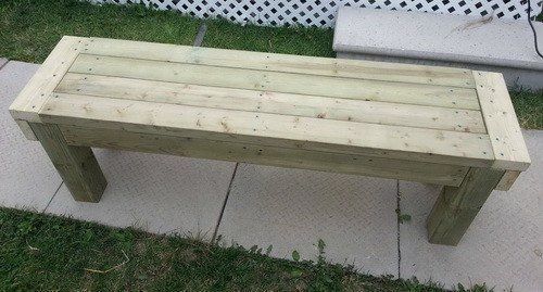 If you have a patio and want to build a nice but cheap wooden bench, then see our simple tutorial below. This DIY wooden patio bench will cost you around $40 dollars in wood and $6 dollars for the box of wood screws to put it together. We did not stain our bench as we …