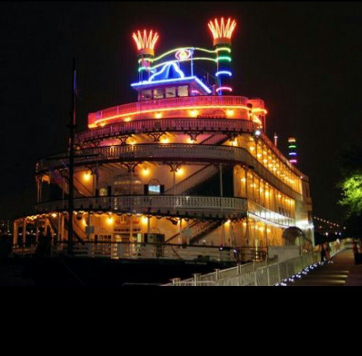 Detroit Princess Boat~One of my fav date nights
