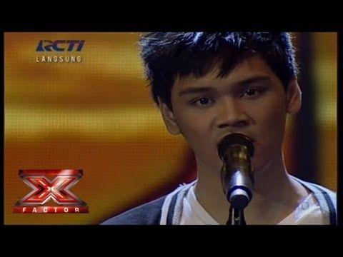 MIKHA ANGELO - SEPARUH AKU (Noah) - GALA SHOW 10 - X Factor Indonesia 26 April 2013