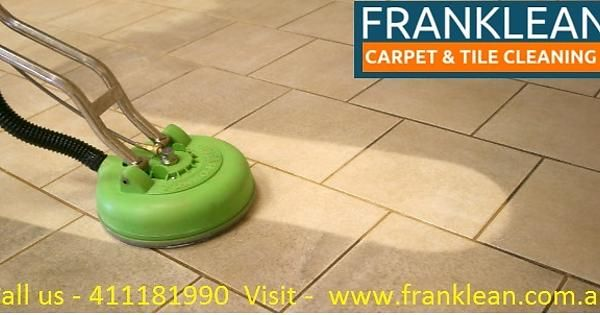 Franklean Provide Excellent Tile & Grout Cleaning Service in Sydney. We provide quality carpet cleaning services, our professional technicians start with the cleaning process; we will first perform an inspection or pre-test in order for us to determine the type of cleaning required for your home or office.