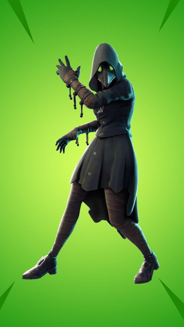 plague skin fortnite
