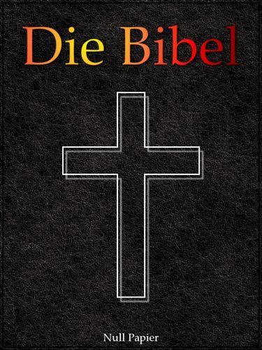Julius Anton von Poseck: Bibel - Elberfeld-Ausgabe für E-Book-Reader