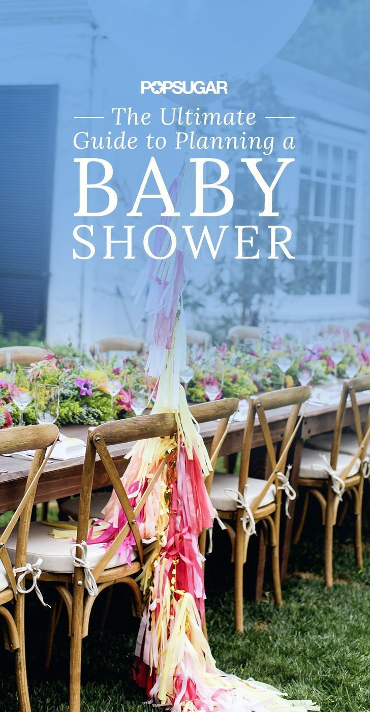 From themes and planning advice to finding the perfect gift, here's everything you need to plan a beautiful baby shower.