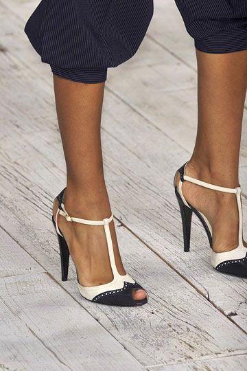 Ralph Lauren: Ralph Lauren, Fashion, Spectator T Strap, Style, Lauren T Strap, Lauren Heels, High Heels, Shoes Shoes, Lauren Shoes