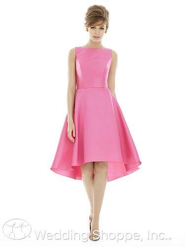 Alfred Sung Bridesmaid Dress D697
