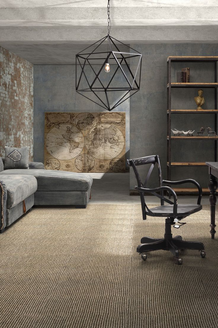 Home Office - Gerard's Style neutral never looked so go - Industrial Chic