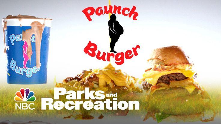 Parks and Recreation - Paunch Burger (Digital Exclusive) : 17 Feb 2015 #ParksandRec