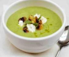 Rezept Die frische Erbsensuppe alla Jamie Oliver von Gianna75 - Rezept der Kategorie Suppen