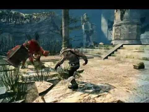 Vindictus - Karok Action (Mabinogui Heroes)