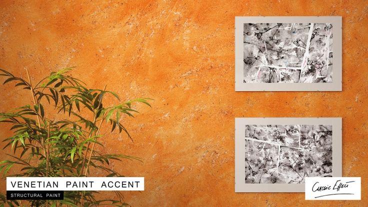 Zestaw do efektu dekoracyjnego - Cameleo - Venetian Paint Accent - 18 m2