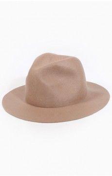Rhythm Pocket Hat Camel | Shop new @ www.bb.com.au/new