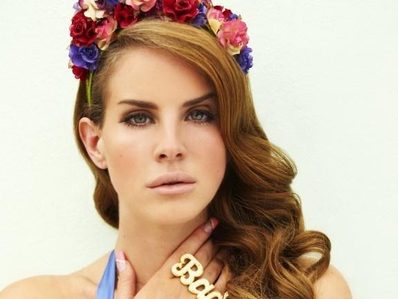 Lana Del Rey SITG 2012 Sideshows
