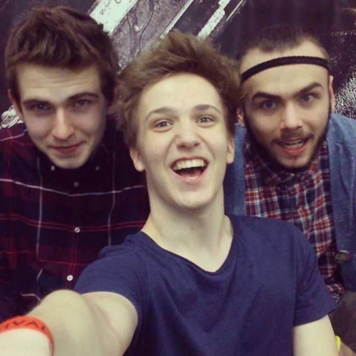 Vidrail, Martin a Matúš.