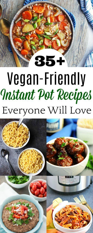 Vegan Instant Pot Recipes Meatless Instant Pot Recipes