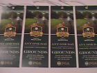 #Ticket  $100 4-PACK TICKETS SENIOR PGA GOLF CHAMPIONSHIP next week along LAKE MICHIGAN #deals_us