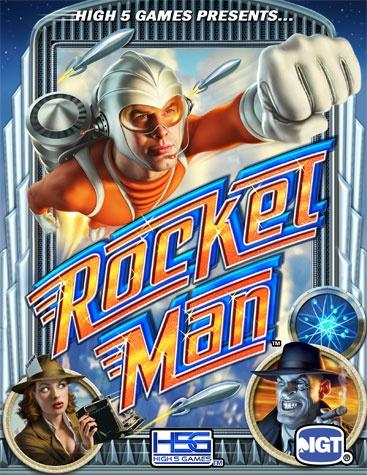 Rocket Man - Slot Game by H5G