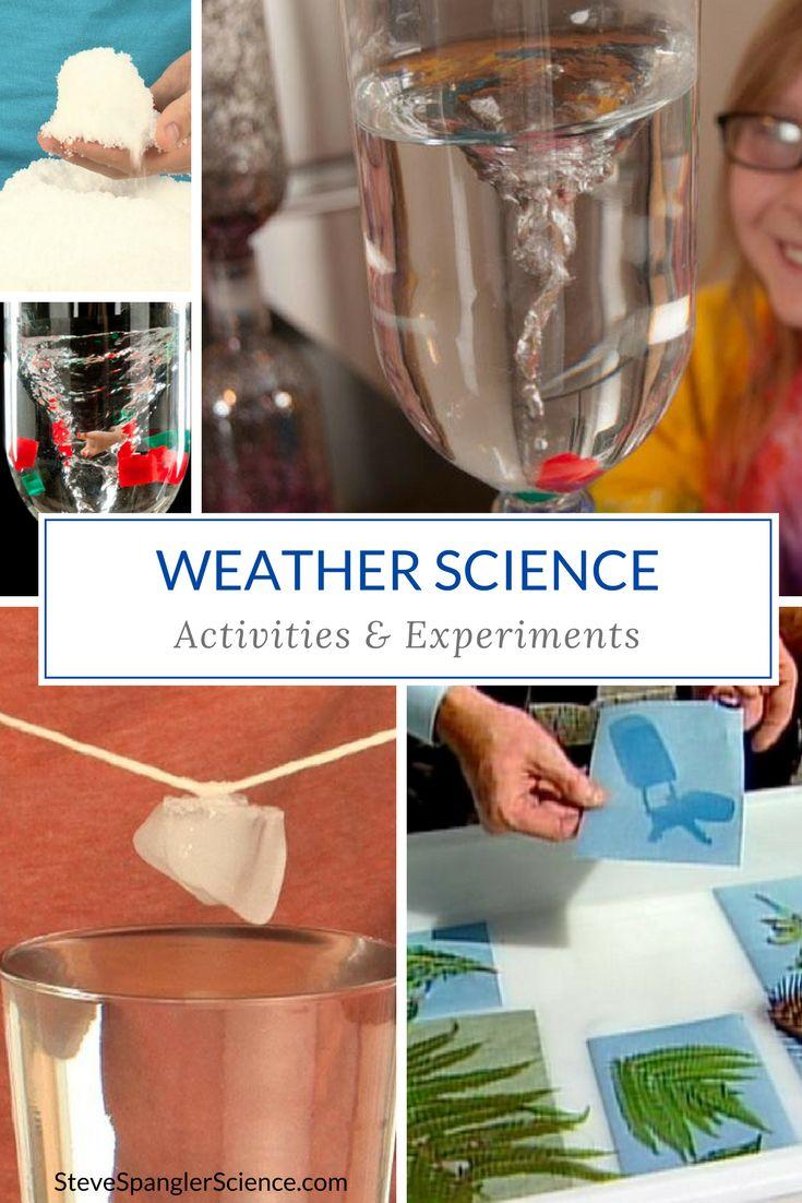 Best 25 weather activities ideas on pinterest weather 20 weather science activities experiments robcynllc Images