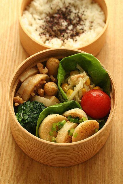Japanese lunch box -wappa box-