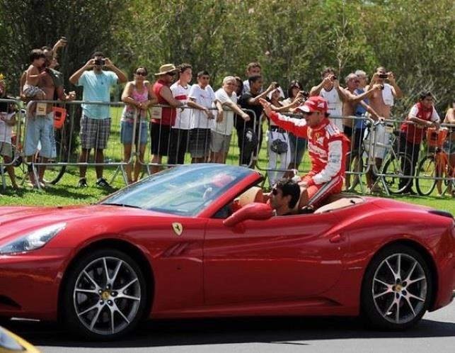 Felipe Massa (© AFP/Getty Images)