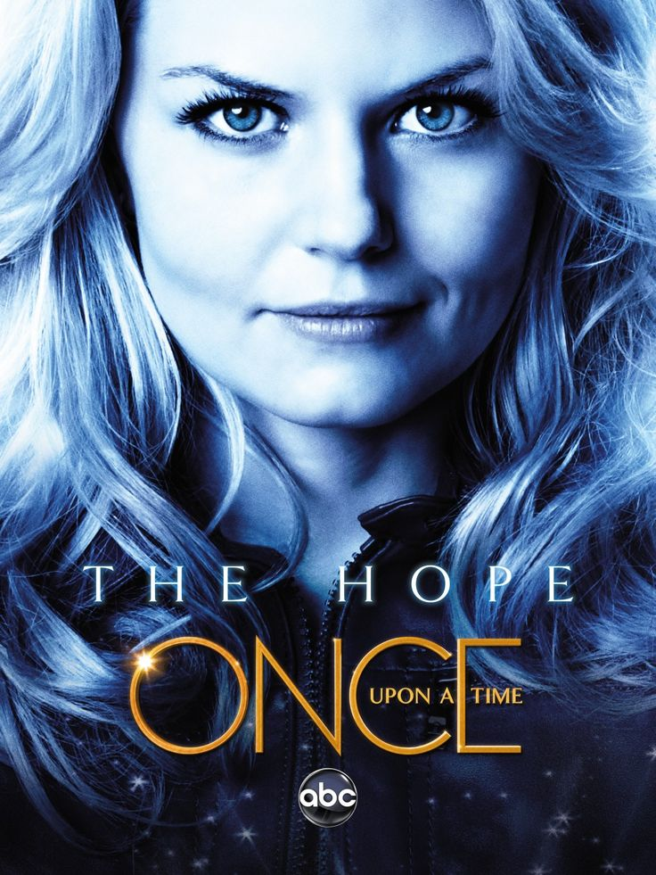 Le média de la semaine : Série – Once Upon a Time