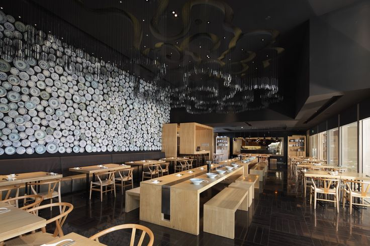 Taiwan Noodle House design by Golucci International Design 2012