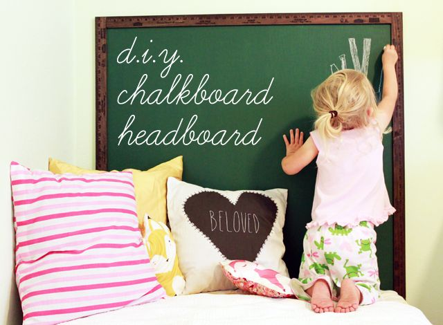 DIY-ify: 20 Lovely DIY Headboard Ideas