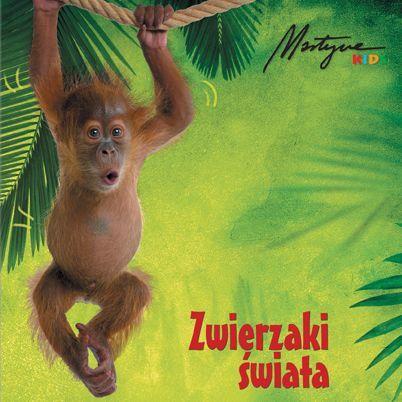 """""""Zwierzaki świata"""" to kolekcja artykułów papierniczych i szkolnych, które zabiorą każdego ucznia na szlak przygody do pięknych, kolorowych krain, w których zamieszkują: słonik Fusi, hipopotamica Jessica i orangutan Happy!"""