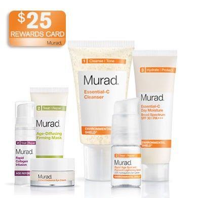 See more detail about Murad Rapid Lightening 30-Day Kit - 5-piece set - Murad…