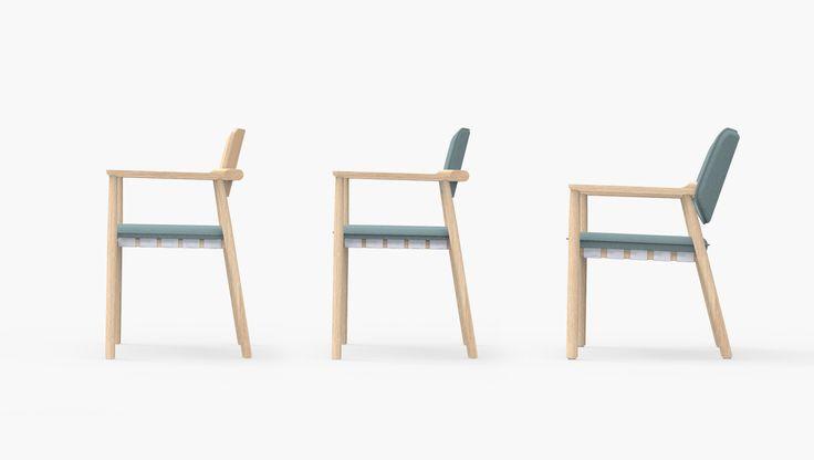 Belk, una sedia dal mood nordico http://www.design-miss.com/belk-una-sedia-dal-mood-nordico/ Belk è una sedia dal mood nordico e dalle linee pulite, realizzata dal designer polacco Szpunar per l'azienda Capdell. L'essenzialità dello stile si esprime attraverso le forme ed i materiali. La naturale eleganza del legno è esaltata dalle imbottiture color azzurro polvere che...