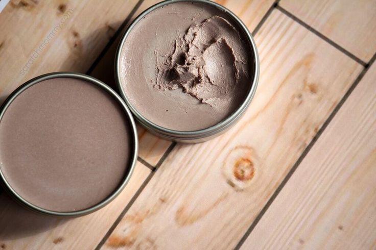 Smooth Finish DIY Organic Foundation Makeup…With Sunscreen