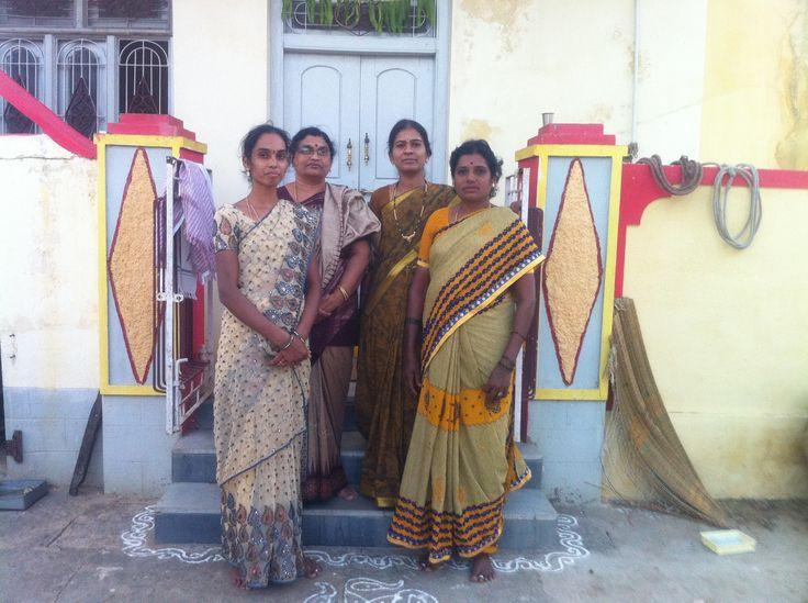 Group photo at Dayyalavandlapalle. on the occassion of CTM Tirunaala.