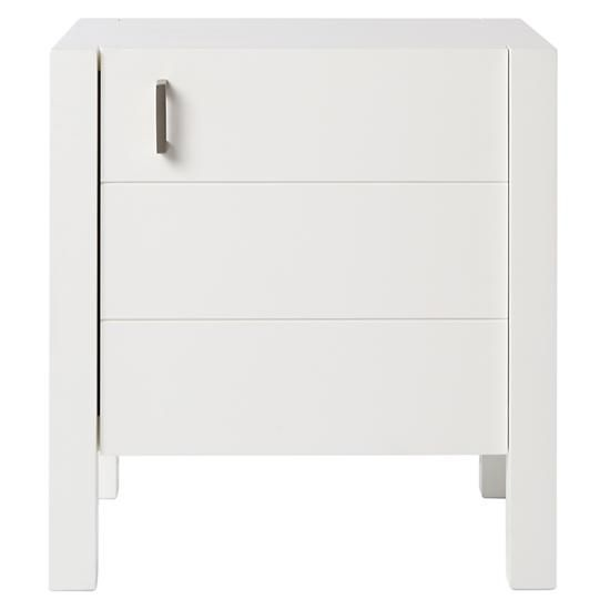 Uptown Nightstand (White) | The Land of Nod