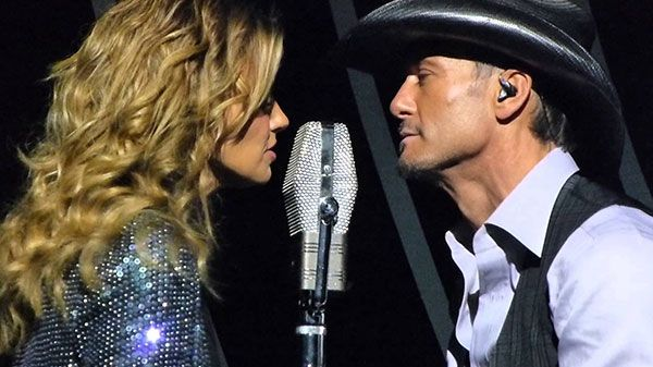 Tim McGraw (feat. Faith Hill) - It's Your Love
