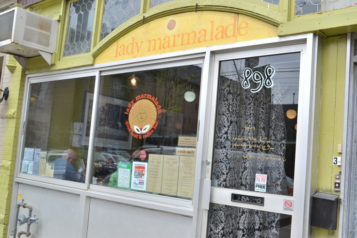 Lady Marmalade Restaurant (Leslieville) Toronto. Serving Delicious Breakfast and Lunch