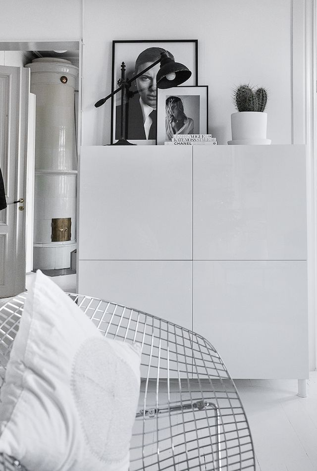 Dreamiest Scandinavian House Design Exterior Ideas 6: The Dreamy White Swedish Home Of Kristin Sundberg