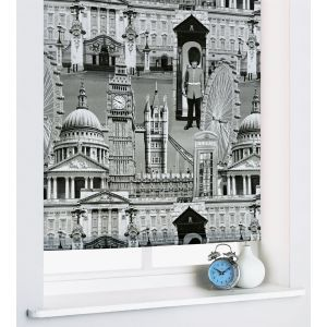Sandown And Bourne London Photographic Roller Blind