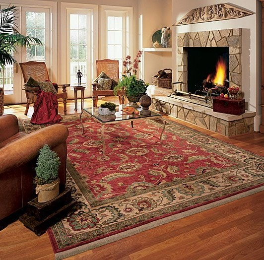 Karastan rug  Brought to you by: ABBEY CARPET & FLOOR  California's premiere provider of luxury flooring.  #luxuryflooring #luxuryfloors