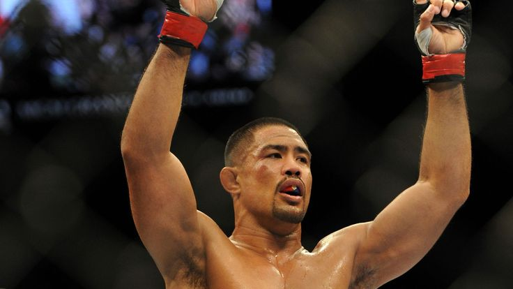 Former Oklahoma State Wrestler Mark Munoz looks to get back in the win column against Roan Carneiro this weekend in #UFC 184