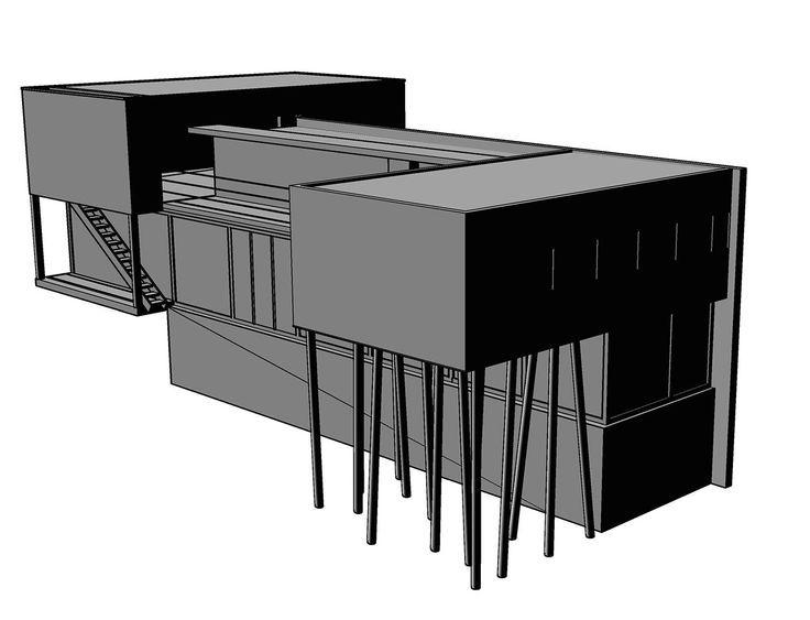 Afbeeldingsresultaat voor villa dall'ava floor plan