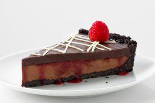 Winter Berry Chocolate Tart recipe