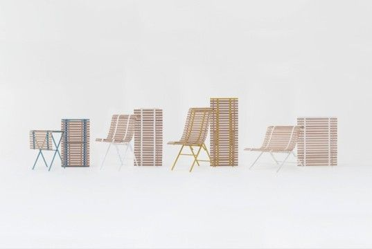 nendo, patio petite, sudare, reader submitted content, space saving design, space saving furniture, partitions,