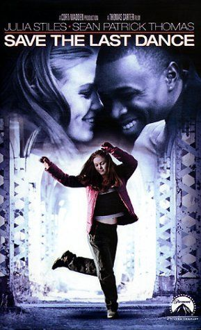 """SAVE THE LAST DANCE"" (2001) JULIA STILES, SEAN PATRICK THOMAS, KERRY WASHINGTON"