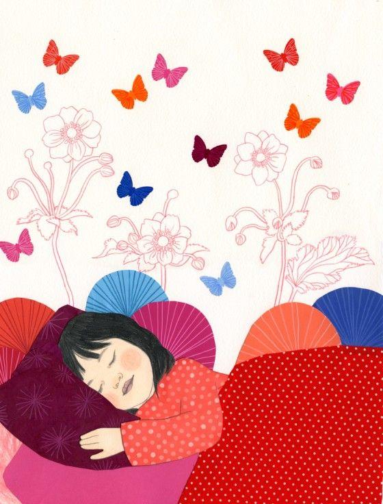 ILYA - Les Dormeurs (les papillons)