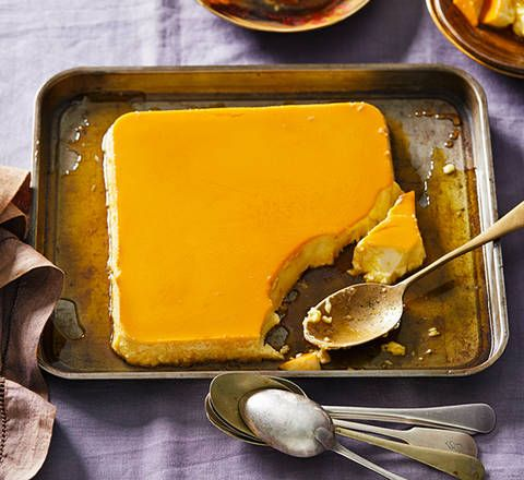 Crème caramel: Are you a cowardly custard when it comes to making your own crème caramel? Try this easy recipe – you'll be chuffed with the result.