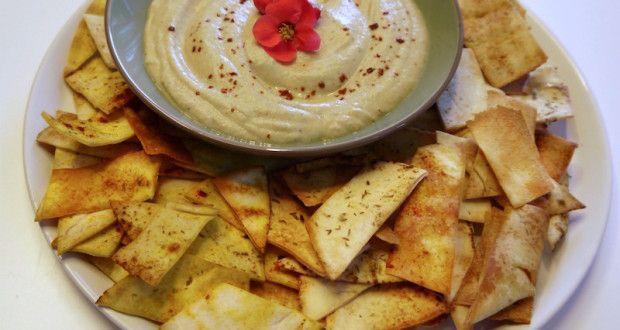μπαμπαγκανούς, η σαλάτα του καλομαθημένου μπαμπά - Pandespani.com